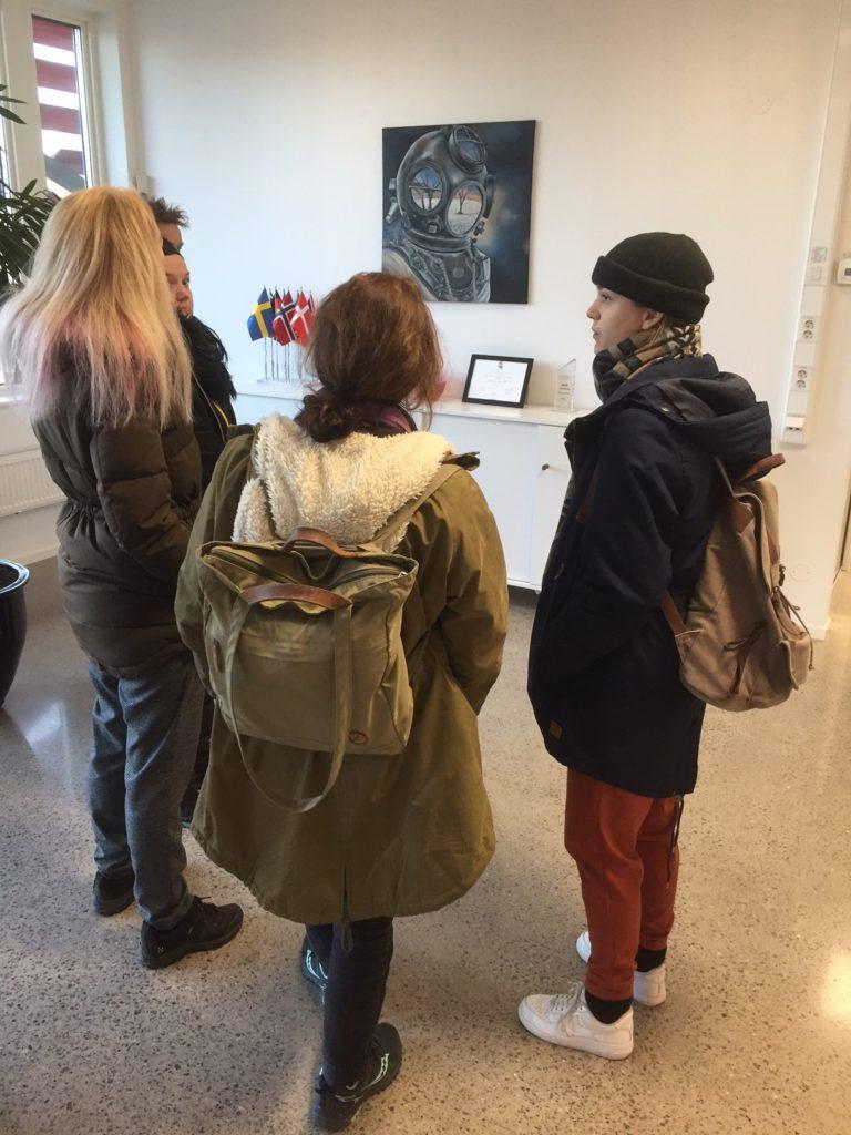 Marlou Jaspers Utställning hos Würth